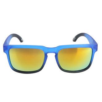 Ochelari de soare MEATFLY - MEMPHIS - E - 4/17/55 - Blue Matt, MEATFLY