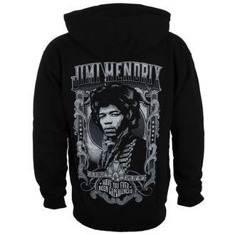 hanorac cu glugă bărbați Jimi Hendrix - HENDRIX AUTHENTC - BRAVADO, BRAVADO, Jimi Hendrix