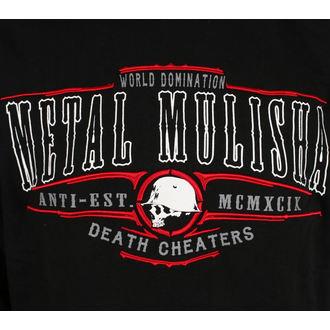hanorac cu glugă bărbați - SLICE - METAL MULISHA, METAL MULISHA
