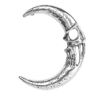 Cercel de ureche cu manșetă ALCHEMY GOTHIC - Moonskull, ALCHEMY GOTHIC