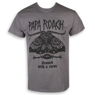 tricou stil metal bărbați Papa Roach - Blessed Curse - KINGS ROAD, KINGS ROAD, Papa Roach