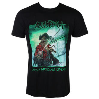 tricou stil metal bărbați Alestorm - Captain Morgan`s Revenge – 10th Anniversary Editio - NAPALM RECORDS, NAPALM RECORDS, Alestorm