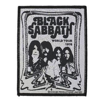 Petic BLACK SABBATH - BAND - RAZAMATAZ, RAZAMATAZ, Black Sabbath