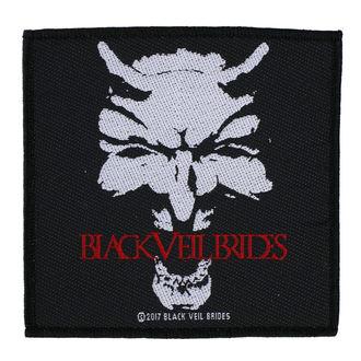 Petic BLACK VEIL BRIDES - DEVIL - RAZAMATAZ, RAZAMATAZ, Black Veil Brides