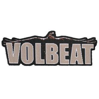 Petic VOLBEAT - RAVEN LOGO CUT OUT - RAZAMATAZ, RAZAMATAZ, Volbeat