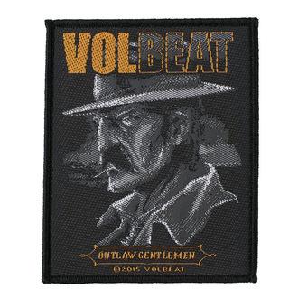 Petic VOLBEAT - OUTLAW GENTLEMEN - RAZAMATAZ, RAZAMATAZ, Volbeat