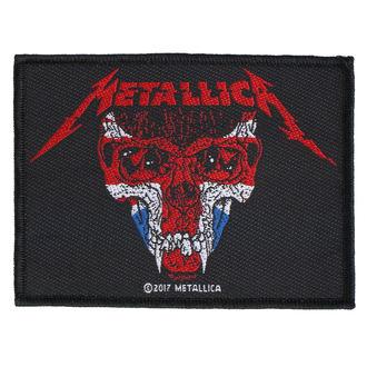 Petic Metallica - UK - RAZAMATAZ, RAZAMATAZ, Metallica
