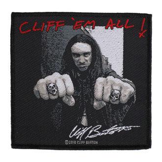 Petic Metallica - Cliff  Ern Alll - RAZAMATAZ, RAZAMATAZ, Metallica