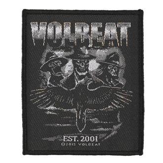 Petic VOLBEAT - OUTLAW RAVEN - RAZAMATAZ, RAZAMATAZ, Volbeat