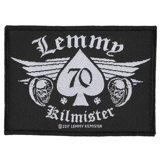 Petic  Motörhead - LEMMY - 70 - RAZAMATAZ, RAZAMATAZ, Motörhead