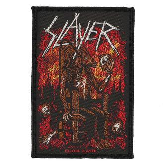 Petic SLAYER - DEVIL ON THRONE - RAZAMATAZ, RAZAMATAZ, Slayer