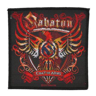 Petic SABATON - COAT OF ARMS - RAZAMATAZ, RAZAMATAZ, Sabaton