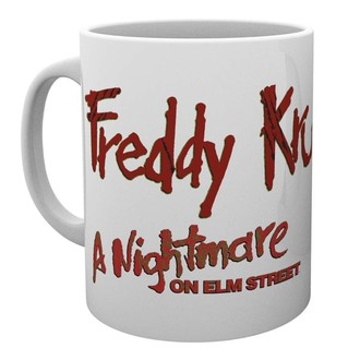 Cană A Nightmare on Elm Street- Freddy Krueger - GB posters, GB posters