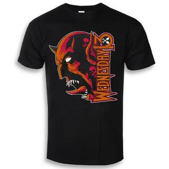 tricou stil metal bărbați Wednesday 13 - Devil - NUCLEAR BLAST, NUCLEAR BLAST, Wednesday 13