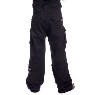 Pantaloni bărbătești CHEMICAL BLACK - NIXON - BLACK, CHEMICAL BLACK