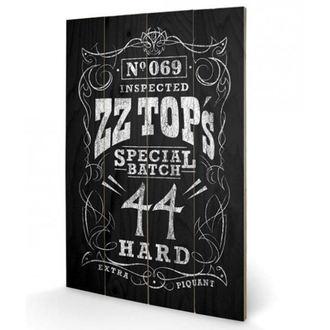 Pictură pe lemn ZZ Top - (&&string0&&) - PYRAMID POSTERS, PYRAMID POSTERS, ZZ-Top