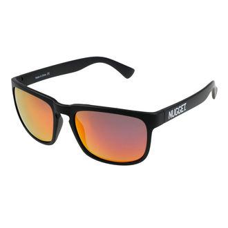 Ochelari de soare NUGGET - CLONE E 4/17/38 - BLACK RED, NUGGET