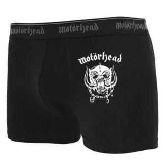 Boxeri pantaloni scurți bărbați (set 2 piese) Motörhead - Logo, Motörhead