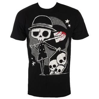 tricou hardcore bărbați - The Gravedigger - Akumu Ink
