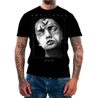 tricou bărbați - Pain - ART BY EVIL, ART BY EVIL