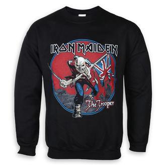 hanorac bărbați Iron Maiden - Trooper Red Sky - ROCK OFF, ROCK OFF, Iron Maiden