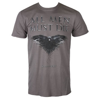 tricou cu tematică de film bărbați Hra o trůny - ALL MEN MUST DIE - PLASTIC HEAD, PLASTIC HEAD