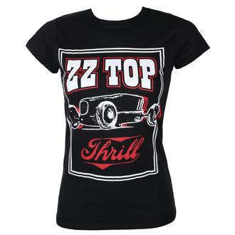tricou stil metal femei ZZ-Top - THRILL - PLASTIC HEAD, PLASTIC HEAD, ZZ-Top