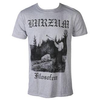 tricou stil metal bărbați Burzum - FILOSOFEM 3 2018 - PLASTIC HEAD, PLASTIC HEAD, Burzum
