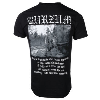 tricou stil metal bărbați Burzum - FILOSOFEM 2018 - PLASTIC HEAD, PLASTIC HEAD, Burzum