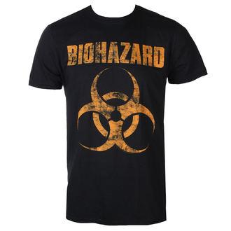 tricou stil metal bărbați Biohazard - LOGO - PLASTIC HEAD, PLASTIC HEAD, Biohazard