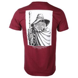tricou stil metal bărbați Burzum - RUNE (MAROON) - PLASTIC HEAD, PLASTIC HEAD, Burzum