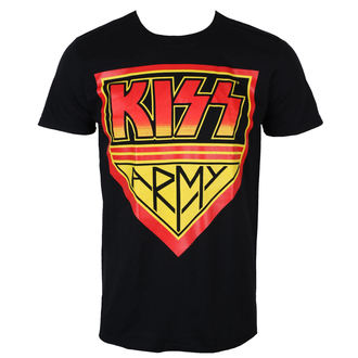 tricou stil metal bărbați Kiss - KISS ARMY - PLASTIC HEAD, PLASTIC HEAD, Kiss