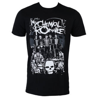tricou stil metal bărbați My Chemical Romance - DEAD PARADE - PLASTIC HEAD, PLASTIC HEAD, My Chemical Romance