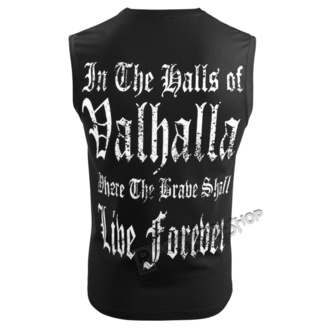 Maieu bărbătesc VICTORY OR VALHALLA - VIKING WARRIOR, VICTORY OR VALHALLA