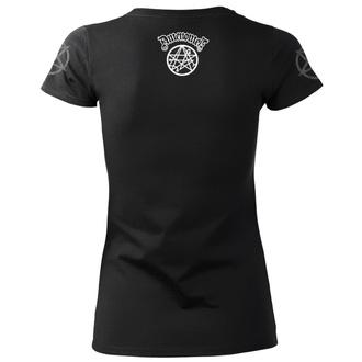tricou hardcore femei - BURN MOTHERFUCKER - AMENOMEN, AMENOMEN