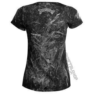 tricou hardcore femei - DEVIL - AMENOMEN, AMENOMEN