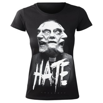 tricou hardcore femei - HATE - AMENOMEN, AMENOMEN