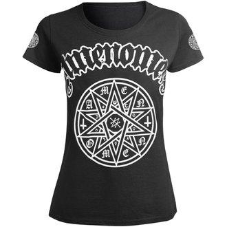 tricou hardcore femei - STAR - AMENOMEN, AMENOMEN