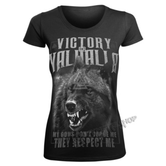 tricou femei - MY GODS... - VICTORY OR VALHALLA, VICTORY OR VALHALLA