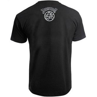 tricou hardcore bărbați - BURN MOTHERFUCKER - AMENOMEN, AMENOMEN