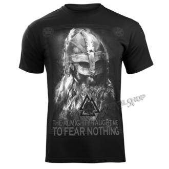 tricou bărbați - THE ALMIGHTY TAUGHT ME TO FEAR NOTHING - VICTORY OR VALHALLA, VICTORY OR VALHALLA