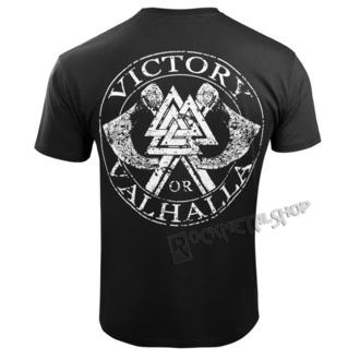 tricou bărbați - VIKING SKULL - VICTORY OR VALHALLA - KSZP-795