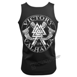 Maieu bărbătesc VICTORY OR VALHALLA - VIKING SKULL, VICTORY OR VALHALLA