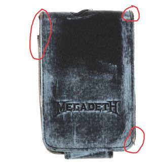 caz la MP3 jucător Megadeth - BIOWORLD - DETERIORATĂ, BIOWORLD, Megadeth