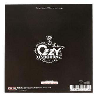Felicitare Ozzy Osbourne - ROCK OFF, ROCK OFF, Ozzy Osbourne