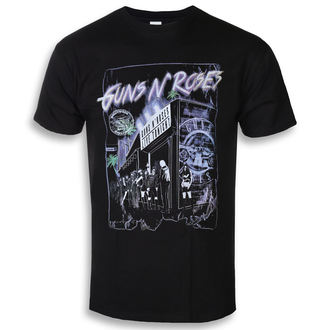 Tricou bărbătesc Guns N' Roses - Sunset Boulevard - ROCK OFF, ROCK OFF, Guns N' Roses