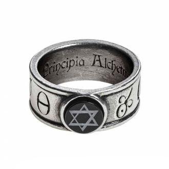 Inel ALCHEMY GOTHIC - Principia Alchemystica, ALCHEMY GOTHIC