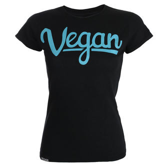 tricou femei - Vegan Letters - COLLECTIVE COLLAPSE, COLLECTIVE COLLAPSE