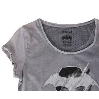 tricou cu tematică de film femei Batman - ANTRACITE -