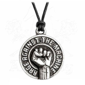 Pandantiv Guler Rage Against The Machine - ALCHEMY GOTHIC, ALCHEMY GOTHIC, Rage against the machine